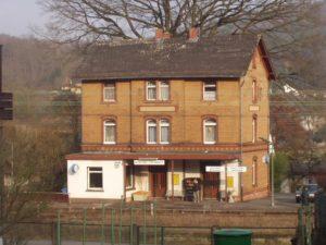 Mausohr-Bahnhof